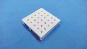 3Dプリンティングで製作したセラミック焼成治具サンプル写真