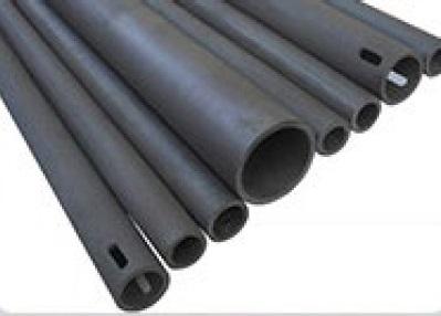Picture of silicon carbide tube