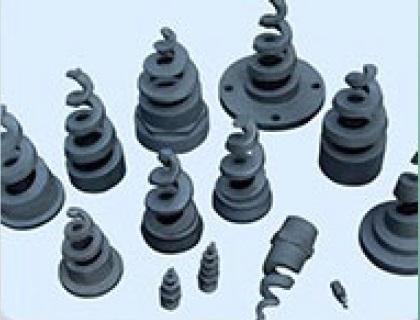 Picture of silicon carbide sample:nozzle(1)